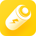 Yellow Battery-Battery Saver for Lollipop - Android 5.0