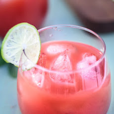 Watermelon Limeade Punch {Boozy & Kids Versions!}