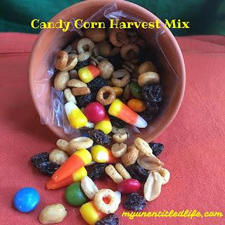Candy Corn Peanut Mix Recipes