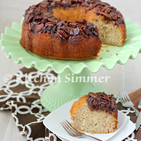 Banana Nut Bundt Cake