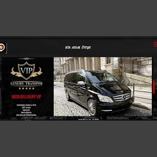Luxury Vip Transfer Official - screenshot