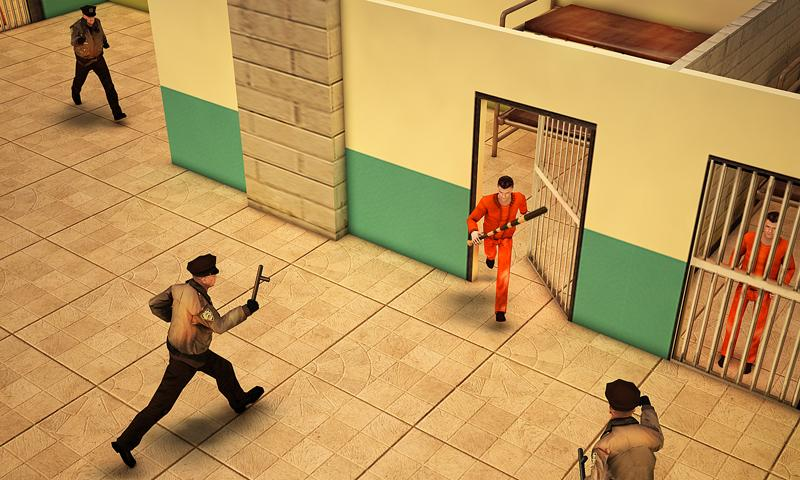 Hard Time Prison Escape 3D Screenshot 4