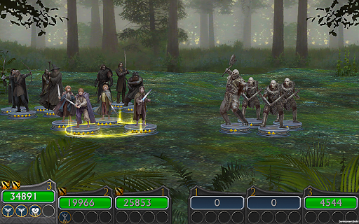 Lord of the Rings: Legends screenshot 12