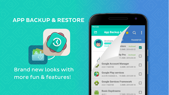 App Backup & Restore v5.0.4 build 90 APK