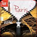 App paris France zipper lock 2017 apk for kindle fire