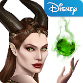 Maleficent Free Fall APK for Bluestacks