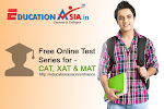 Free test for CAT,XAT,MAT