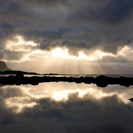 Clouds by Geir Lakselvhaug - Landscapes Cloud Formations ( #clouds, #lofoten )