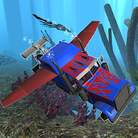 Submarine Transformer Truck 3D For PC / Windows & Mac