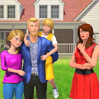 Virtual Step Mother Home Adventure Family Games on PC / Windows 7.8.10 & MAC