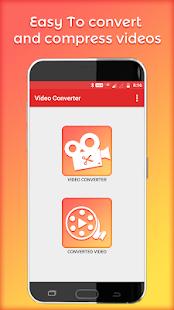 Video Converter Video Compressor Screenshot