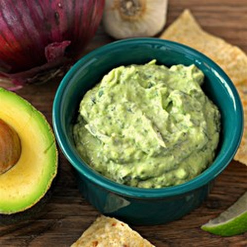 Avocado-Spinach Dip