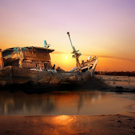 nylengsep by Indra Prihantoro - Transportation Boats ( transportation )