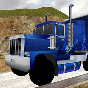 Truck Simulator : Forest Land Icon