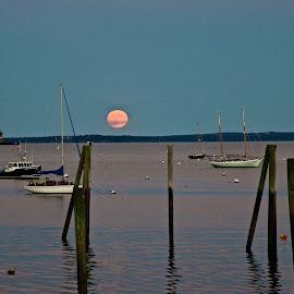 by Joe Rahal - Transportation Boats