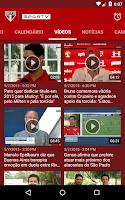 Screenshot of São Paulo SporTV
