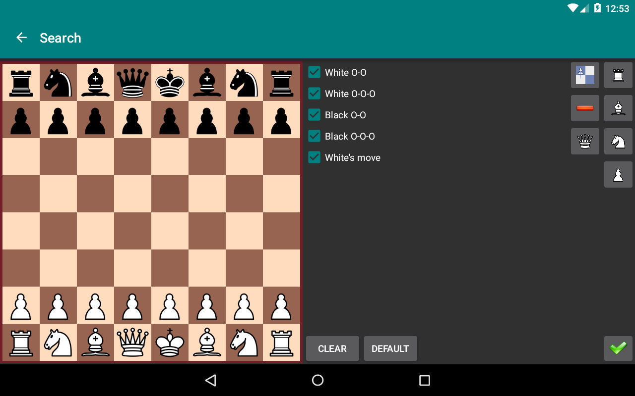 Perfect Chess Database Screenshot 19