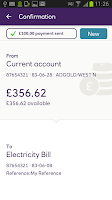 Screenshot of NatWest