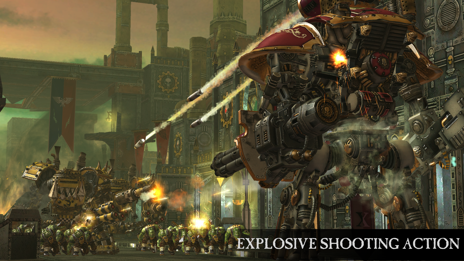 Warhammer 40,000: Freeblade Screenshot 0