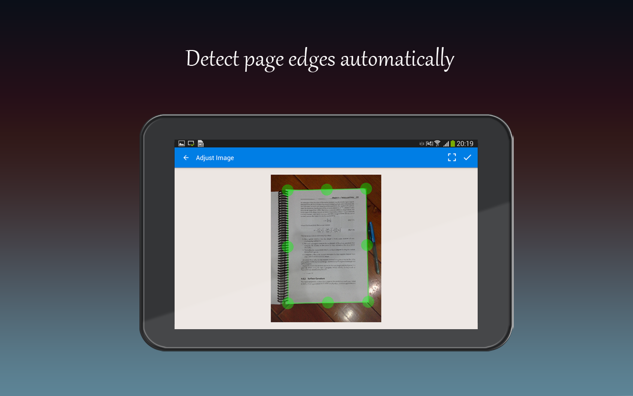 Fast Scanner : Free PDF Scan Screenshot 6