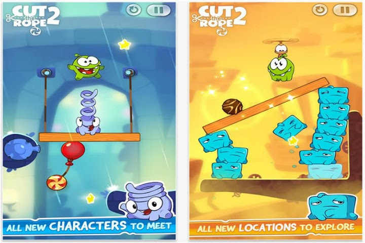 android Guide for Cut the Rope 2 Screenshot 2