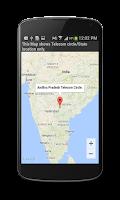 Screenshot of Mobile Number Locator