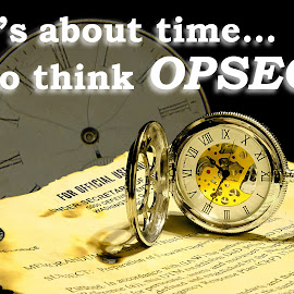 OPSEC by Shawn Thomas - Typography Captioned Photos