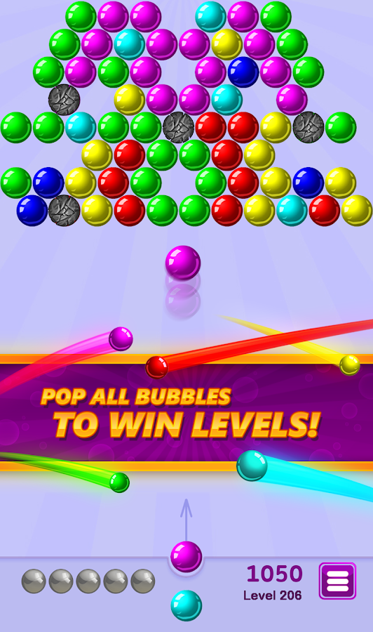 Bubble Shooter Arcade Screenshot 3