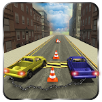 Chained Cars Tracks Stunt Drive: 4x4 Crazy Driving Icon