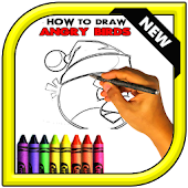 How to draw angry birds Easy APK for Bluestacks