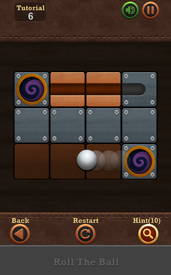 Roll the Ball™: slide puzzle 2 Screenshot
