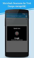 Screenshot of Kamus Inggris (Kamus Offline)