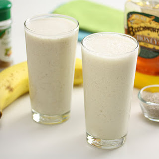Banana Spice Smoothie Recipes