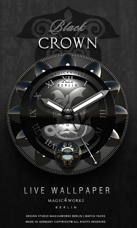 Designer Mega Clock Bundle LWP Screenshot 4