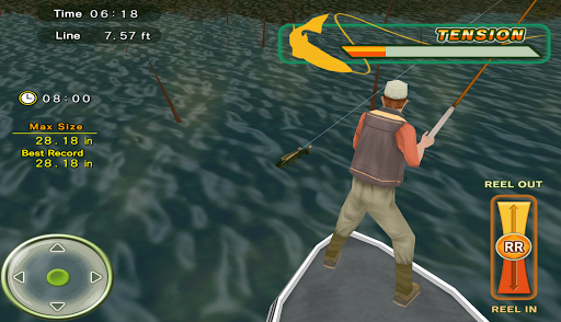 Fly Fishing 3D - screenshot