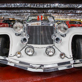 Front End by Sue Matsunaga - Transportation Automobiles