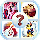 Game CartoonGuess APK for Kindle