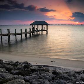 by Fran Gallogly - Landscapes Sunsets & Sunrises