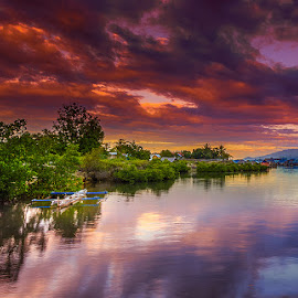 Forgotten by Ipin Utoyo - Landscapes Sunsets & Sunrises