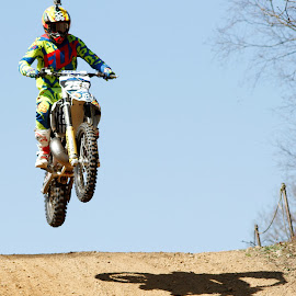 smx 2 by Duncan Bryant - Novices Only Sports ( motorbike, motocross, smx, latest, jump,  )
