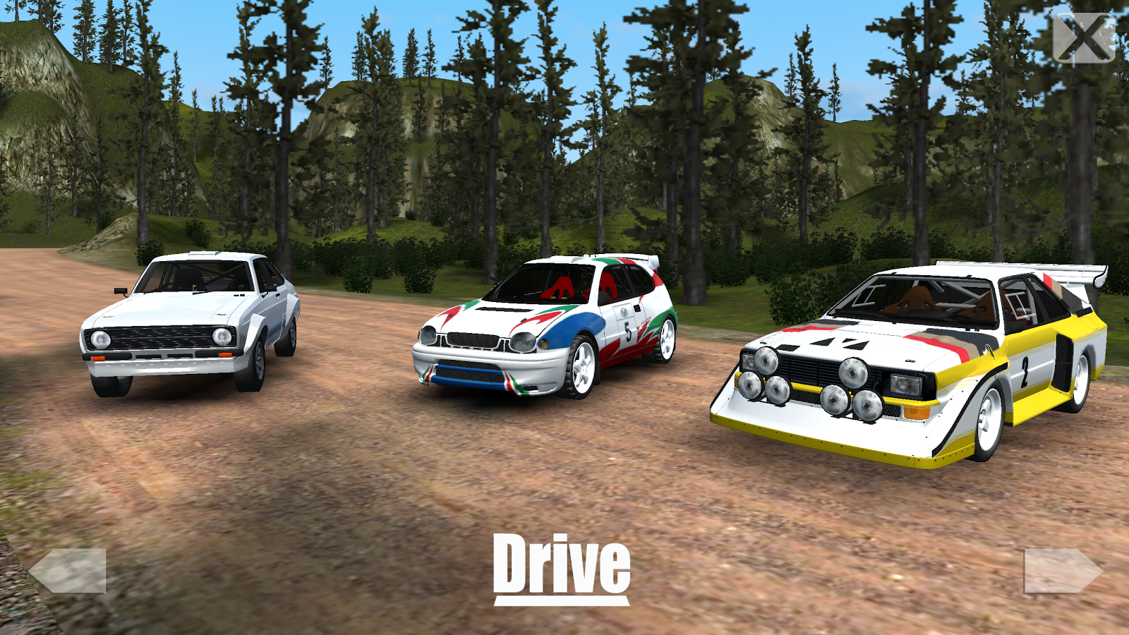 Drive Sim Screenshot 1
