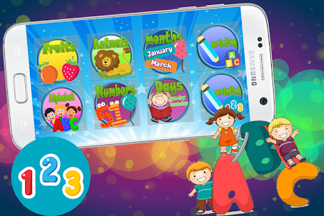 abc games for kids ????- screenshot thumbnail