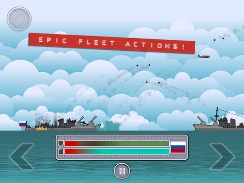 Bowman Battleship: WW2 Battles - screenshot