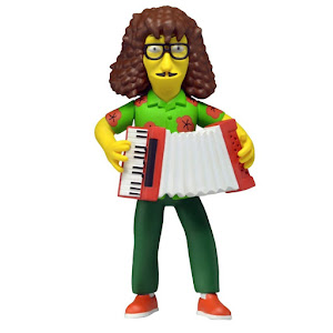 "Фигурка ""The Simpsons 5"" Series 4 - Weird Al"