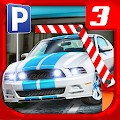 APK Game Multi Level 3 Car Parking Game for BB, BlackBerry