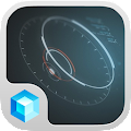 Spaceship Hola 3D Theme APK for Lenovo