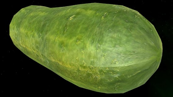 Cucumber 3D - screenshot