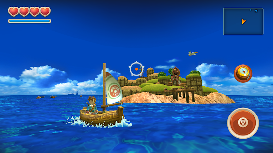Oceanhorn ™ 1.1 (Unlocked) Apk + Data
