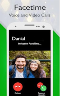 Facetime video call For Android tips 2019