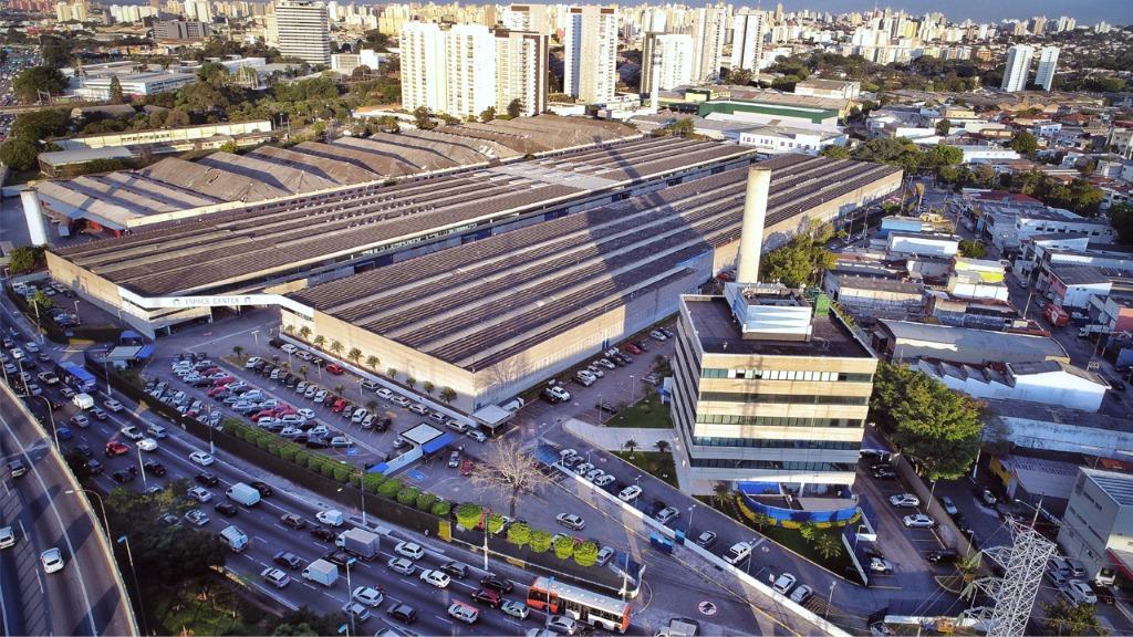 Andar Corporativo corporativa para locação, São Paulo